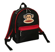 Paul Frank-Julius Monkey Brillo Mochila Escolar-Negro
