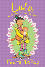 BN NEW Lulu and the Cat in the Bag by Hilary McKay (Paperback, 2011)