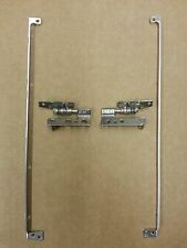 DELL INSPIRON 1525 LEFT / RIGHT LCD MOUNTING RAIL BRACKET SET & HINGE SET [A]