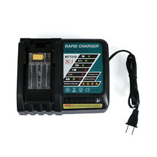 For Makita LXT DC18RC Fast Battery Charger 18 Volt BL1830,BL1815,BL1840,BL1850