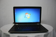 "Laptop Dell Latitude E6220 12.5"" i3 2.2Ghz 4GB 160GB Webcam  NEW BATTERY GRADE C"