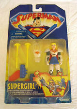1998 SUPERGIRL with Aerial Assault Armor DC Comics Superman The Animated Series