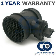 FOR VAUXHALL COMBO 1.7 DTI DIESEL (2001-2004) MAF MASS AIR FLOW SENSOR METER AFM