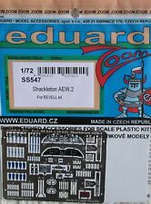 Eduard 1/72 SS547 Colour Zoom etch for the Revell Avro Shackleton AEW 2 kit
