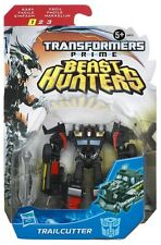 TRANSFORMERS Prime COMMANDER BEAST HUNTER Trailcutter + MISSILE Launcher! A2072