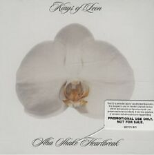 Kings of Leon- A-Ha Shake Heartbreak CD RARE PROMO EDITION- RARE ARTWORK