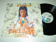 LP/AKIKO/BACK HOME/Bellissima TFJC 38326 made in Japan +Insert