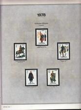 COLECCIÓN DE SELLOS DE ESPAÑA DESDE 1978 HASTA 1984 (INCLUSIVES)