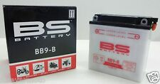 BS BATTERY BATTERIA YB9-B CON ACIDO PER CAGIVA PLANET 125 1998