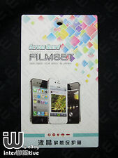 3 Set of Ultra Clean HD LCD Screen Guard Protector Film for ZTE V965 Free Ship!