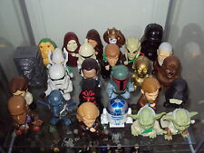 25 STAR WARS BURGER KING FIGURES, EXCELLENT CONDITION