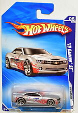 HOT WHEELS 2010 HW GARAGE '10 CAMARO SS NO HW LOGO