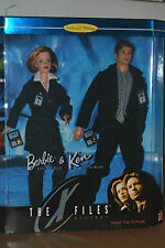 THE X-FILES BARBIE GIFTSET, MORE POP CULTURE DOLLS COLLECTION, 19630, 1998, NRFB