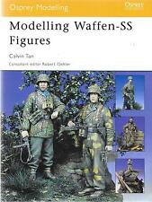 Osprey Softcover Modelling Waffen - SS Figures Reference OSPMOD 23 ST