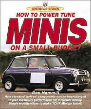 How to Power Tune Mini Engines on a Small Budget by des Hammill (Paperback, 200…