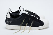 Adidas Consortium x Y'S 2013 SUPER POSITION SUPERSTAR TRAINERS BNIB UK10.5
