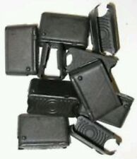 M1 GARAND ENBLOC CLIPS, NEW, PACK OF 10.  US MADE,PARKERIZED. SHIPS FREE