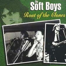 THE SOFT BOYS - Rout of the Clones: Live 1978 (Rare 2004 UK CD) - NEW