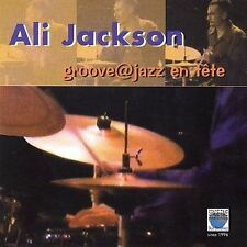 Groove at Jazz Entete by Ali Muhammed Jackson (Drums) Space Time CD