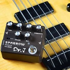 Joyo Dr.J D-53 Sparrow Overdrive DI Bass Electric Effect Pedal for Bass