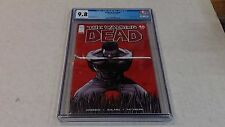 THE WALKING DEAD #46 / CGC 9.8 / WHITE PAGES /  IMAGE Comic Book