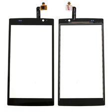 """Black Touch Screen Digitizer Glass Repair Parts For Acer Liquid Z500 5.0"""" inch"""