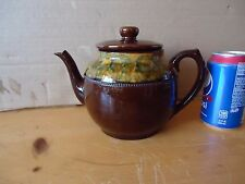 Teapot Ceramic Vintage Tea Kettle, Made in England
