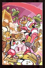 BEE AND PUPPYCAT #1 NEAR MINT VIRGIN VARIANT COVER