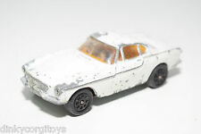 CORGI TOYS 258 VOLVO P1800 P 1800 THE SAINTS SAINT'S EXCELLENT CONDITION