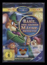 DVD WALT DISNEY - BASIL DER GROSSE MÄUSEDETEKTIV - SPECIAL EDITION - COLLECTION