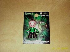2011 Mezco Exclusive GREEN LANTERN SINESTO Mezitz Keyring IN HAND key chain
