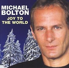 FREE US SH (int'l sh=$0-$3) NEW CD Michael Bolton: Joy to the World