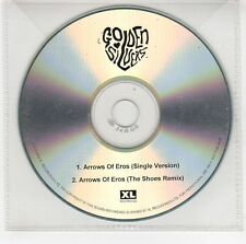 (GI36) Golden Silvers, Arrows of Eros - 2009 DJ CD