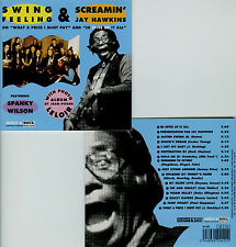 SWING FEELING with SCREAMIN' JAY HAWKINS