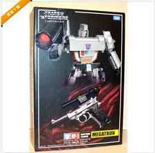 TAKARA transformers, MP - 05 megatron Brand new in box Silver limited edition