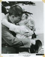 JEFFREY  HUNTER  HOPE LANGE IN LOVE AND WAR 1958 VINTAGE PHOTO ORIGINAL #13