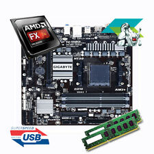 Bundle AMD Bulldozer FX-8320e 8x3,50GHz+16GB DDR3+USB3.0/ Gigabyte Mainboard