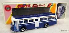 AOSHIN (ASC) JAPAN 1/100 - NO.142  HINO RE120 BLUE/WHITE SCALE MODEL BUS
