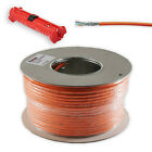 100 m Cat.7 Installation cable Network Cable Copper LAN Abisolierer