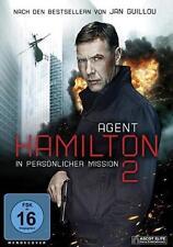 Agent Hamilton 2 - In persönlicher Missi (2013) - DVD - Top Film Im Einschuber