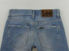 Lee Freeburn Blue  Straight Leg  Jeans  Size W28 L32 (7693)
