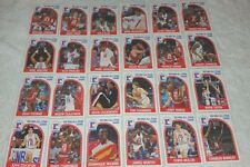 1989 NBA HOOPS ALL-STAR GAME 21 CARDS MICHAEL JORDAN AND MORE