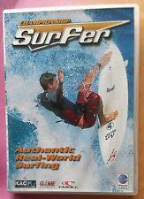 CD-ROM PC championnat Surfeur Surf jeu 10 plages + 40 astuces! brand new uk