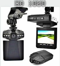 "Hot Black 2.5"" Full HD 1080P Car DVR Vehicle Camera Video Recorder Dash Cam DE#"