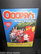 Ooopsy's Sing a long #2 Clown Singing Dancing Playing Children Spanish English