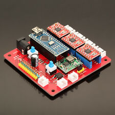 3 Axis Stepper Motor Driver Board Controller Laser board  For DIY Laser Engraver