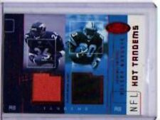 CLINTON PORTIS / DESHAUN FOSTER 2002 HOT PROSPECTS HOT TANDEMS RED HOT 1/10