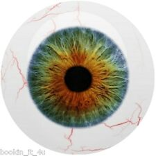 **HUMAN MONSTER EVIL EYEBALL VINYL DECAL STICKERS #51**