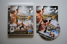 Jeu VIRTUA FIGHTER 5 pour Playstation 3 (PS3)  PAL