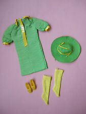 Fass snap dash 1968 #1824 mod doll clothes outfit set vintage barbie
